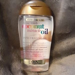 Coconut miracle oil brand new